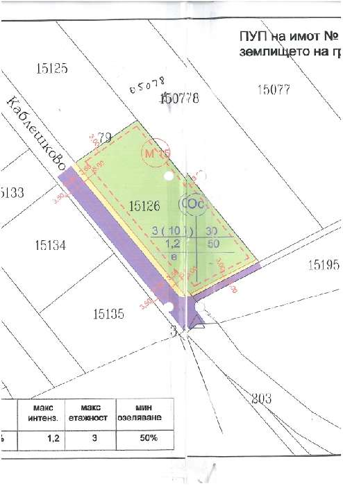 Two Plots Of Land in Laleto Area,