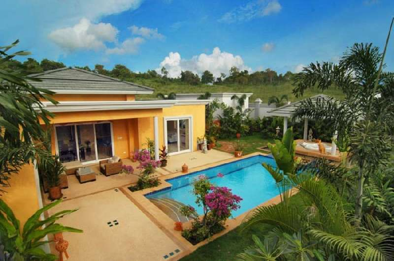 Luxurious Manee Villas in Pattaya