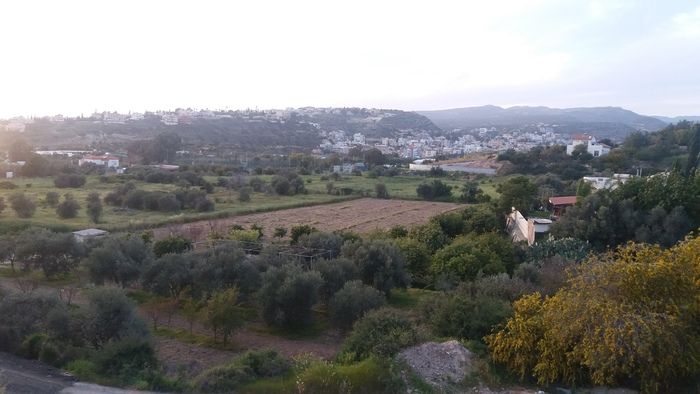 Land for sale in Limassol/Cyprus (in Germasogeia/Kalogeroi area)