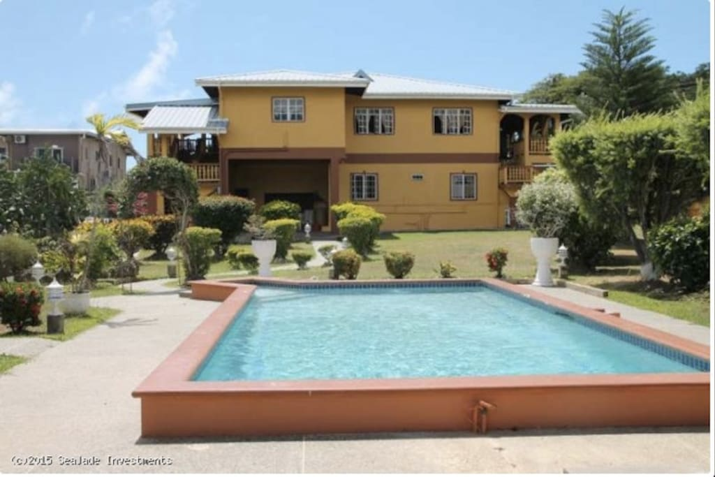 Villa for sale in Canaan Tabago