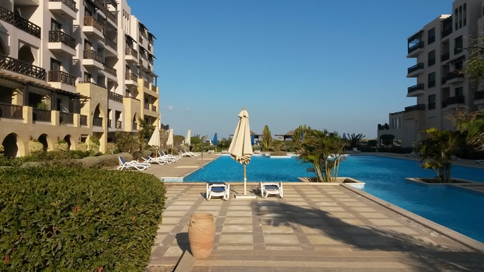 Samra Bay Hotel and Resort - Apt 316