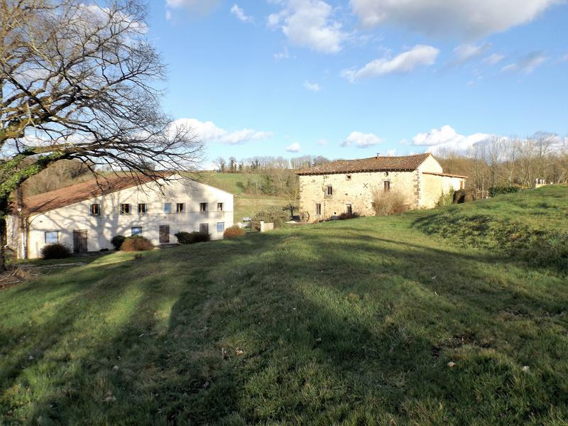Chez Coutiere Property for Sale in Poitou Charentes