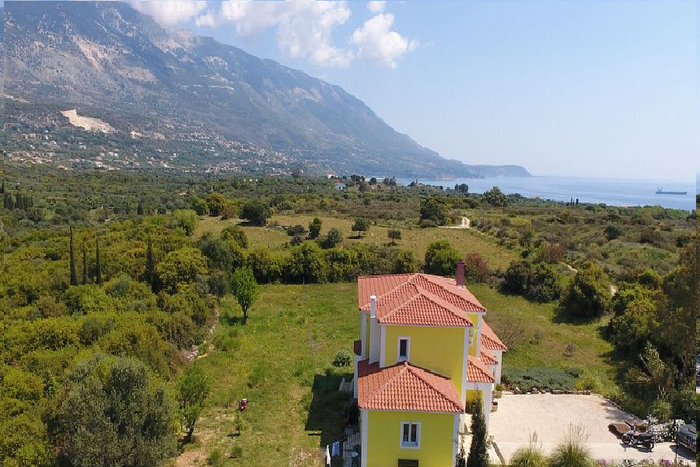 Villa for sale in Karavados Greece
