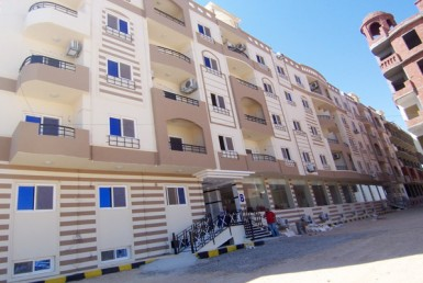 Apartment in Tiba Towers 2 Hurghada Egypt for sale