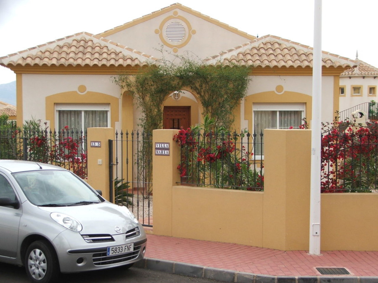 2 Bed Villa For Sale in Mazarron Country Club Mazarron Murcia Spain