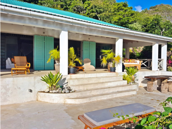 Villa For Sale in Crown Point Bequia Grenadines