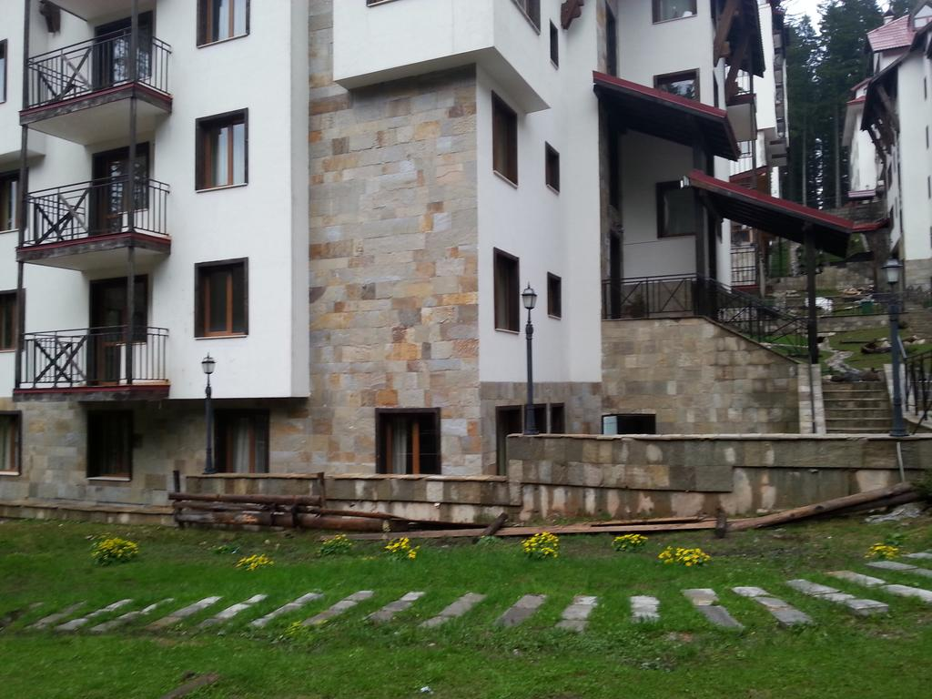 Apartment for sale in The Castle Complex Pamporovo Bulgaria