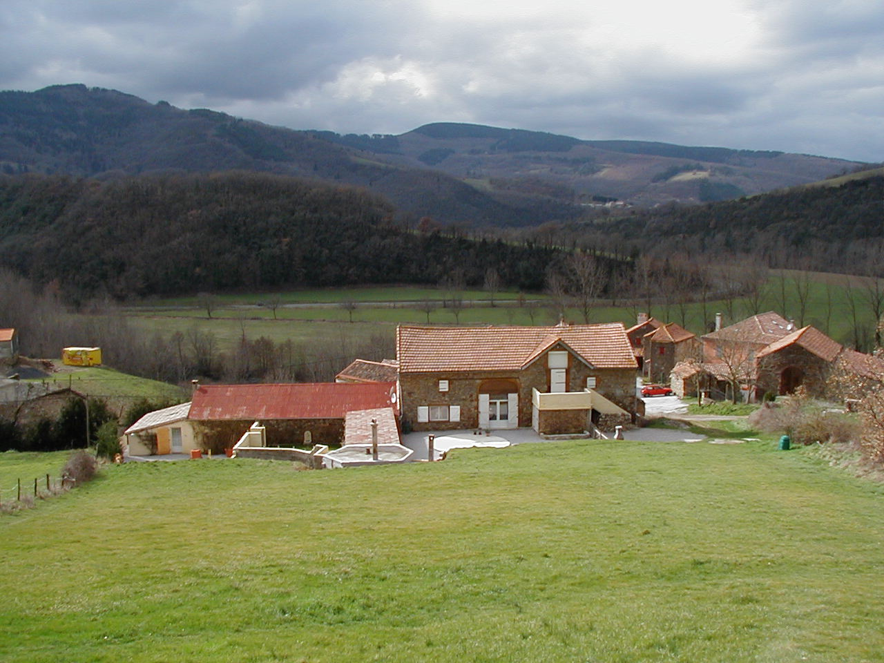 House and Land for Sale in Aveyron Southern France