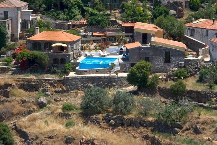 Houses for Sale in Kounoupitsa Methana Greece