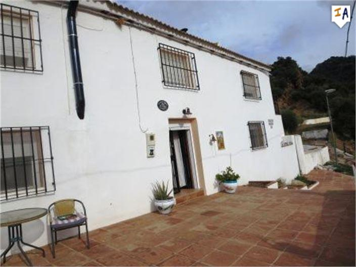 Converted Barn for sale in Malaga Spain