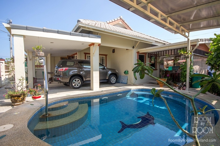Villa for Sale in Hua Hin Thailand