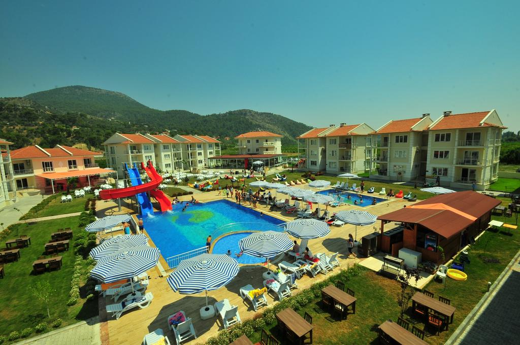 Onat Gardens Apartment for Sale Dalaman Turkey