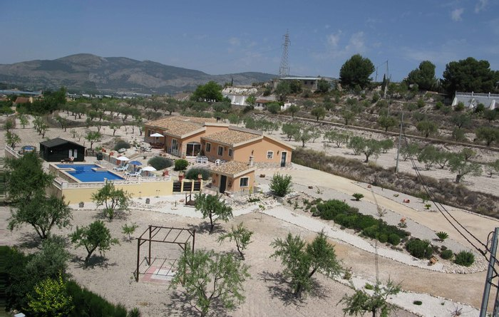 Villa for Sale in Castalla Alicante Spain