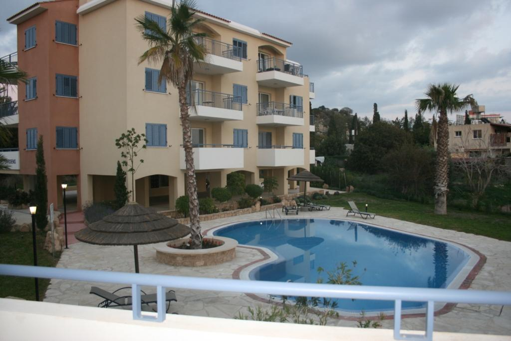 Apartment for Sale in Hermes Gardens Kato Pervolion Paphos Cyprus