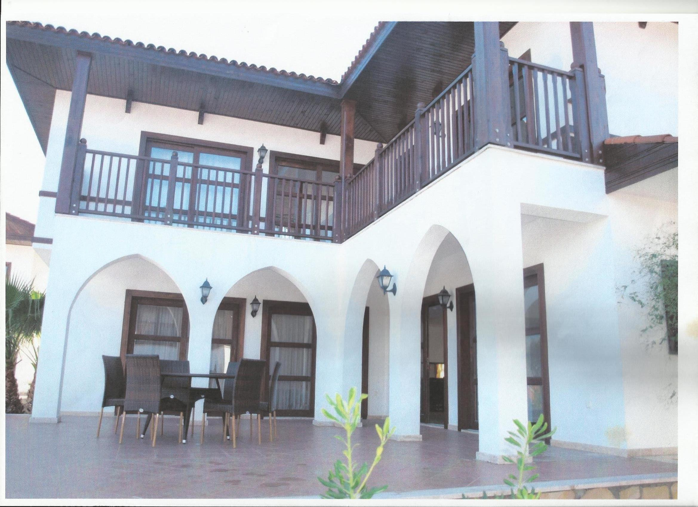 Four Bedroom Villa For Sale in Antalya Turkey