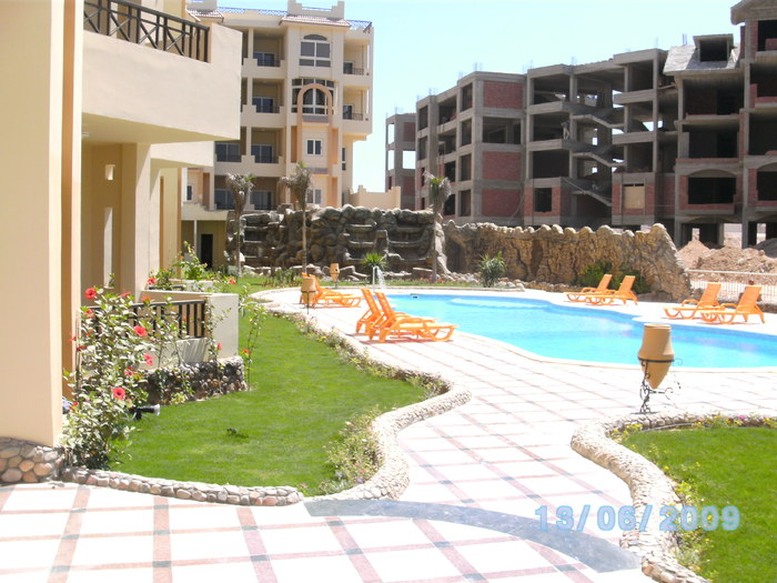 Apartment for sale in El Andalous Apartments Sahl Hasheesh Egypt