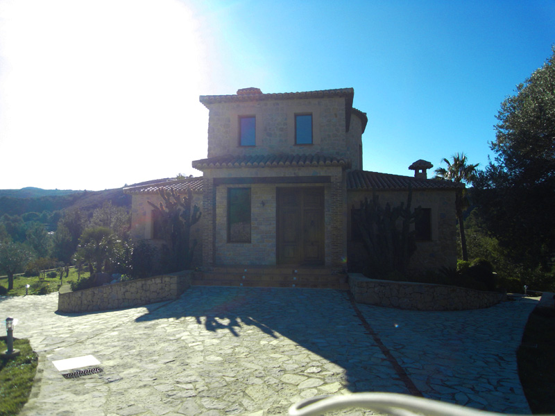 Villa for Sale in Jalon Valley Alicante Spain