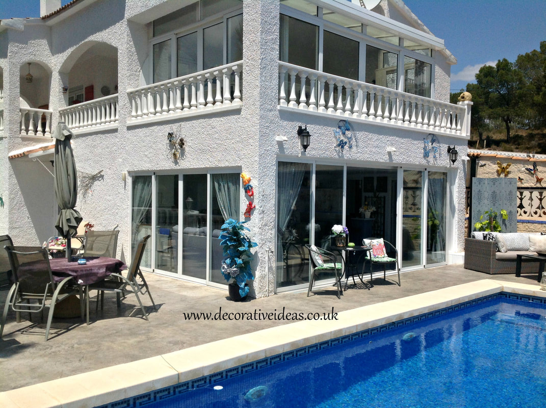 Villa for sale in TIBI, ALICANTE, SPAIN - REDUCED FROM 380,000 euros