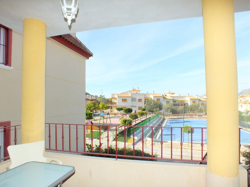 2 Bedroom Property For Sale in Hurchillo Orihuel Spain