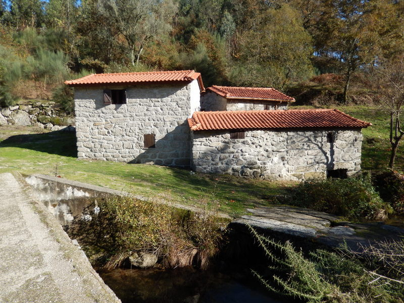 Three Bedroom Watermill Conversion for Sale in Serzedelo Braga Portugal
