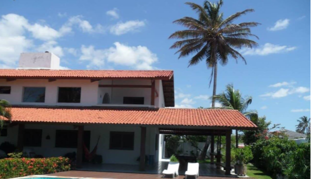 Villa For Sale in Cambuco Brazil