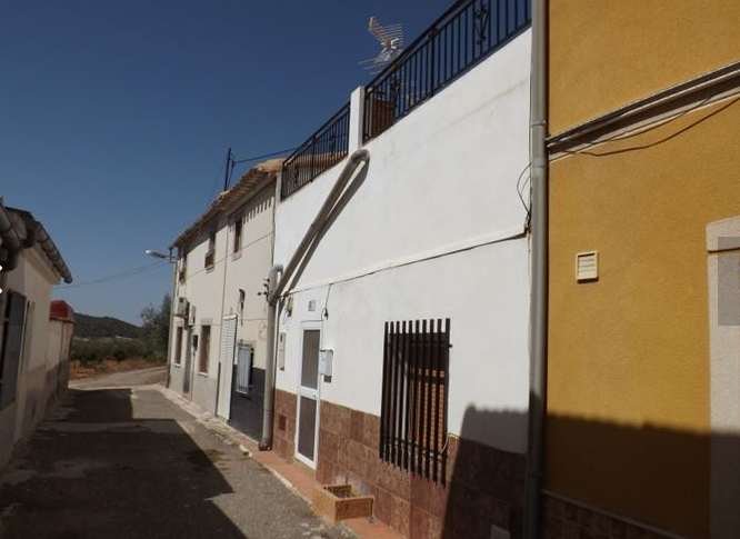 Property For Sale in Zarzadilla de Totana, Murcia Spain