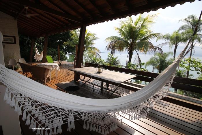 Casa Tartaruga, Paraty Bay, Brazil