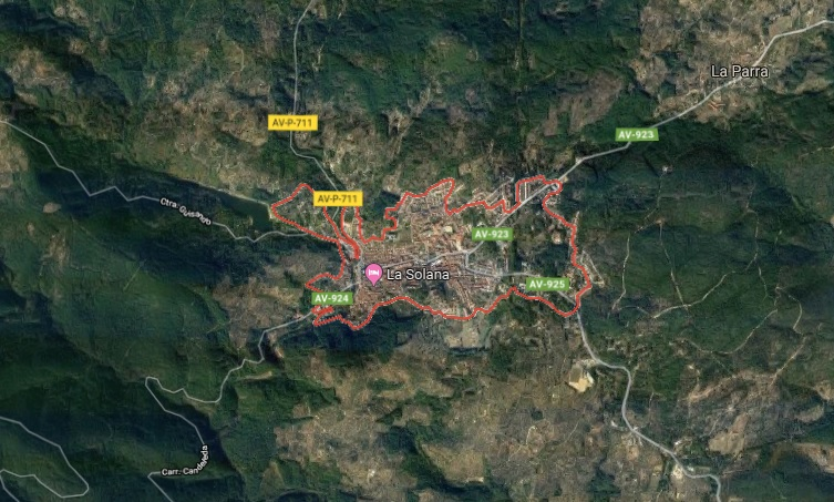 Plot of land for sale near Arenas de San Pedro