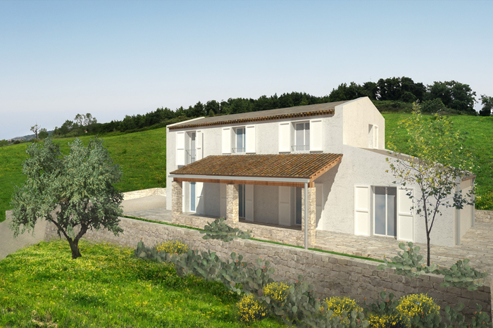 4 villas for sale in Italy