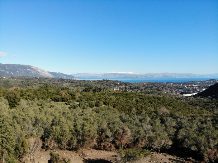 Land for Sale in Gazatika Corfu Greece
