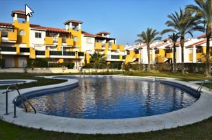 apartment in Salinas de Vera in Vera Playa