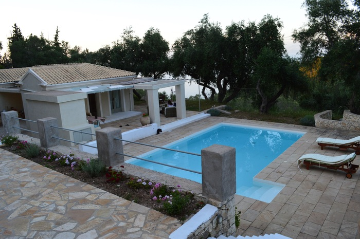 Villa Maria, a stunning property on Paxos for sale