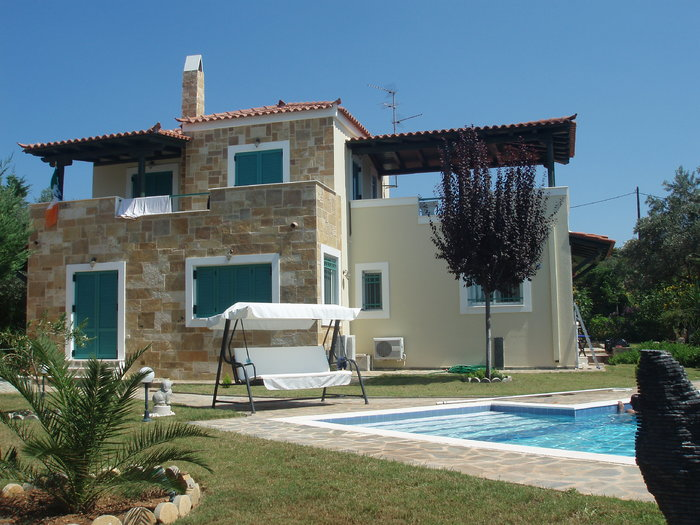 Villa for sale in Porto Cheli Argolida Peleponnese Greece
