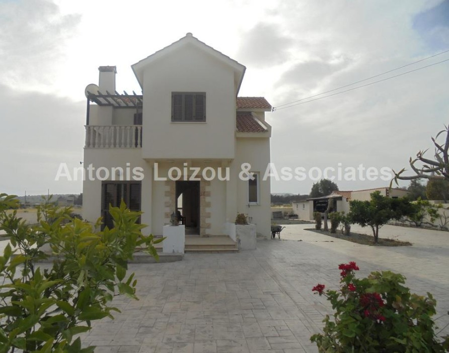 Three Bedroom Detached House in Agia Napa