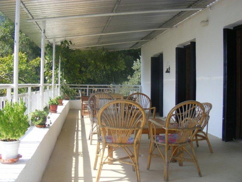 Villa of Thassos