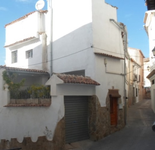 House In Albaida Spain