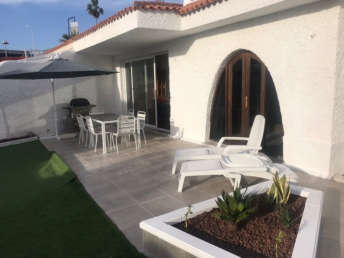 Bungalow in Playa Parasio tenerife