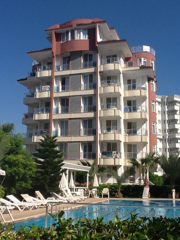 Apartment in Turkey