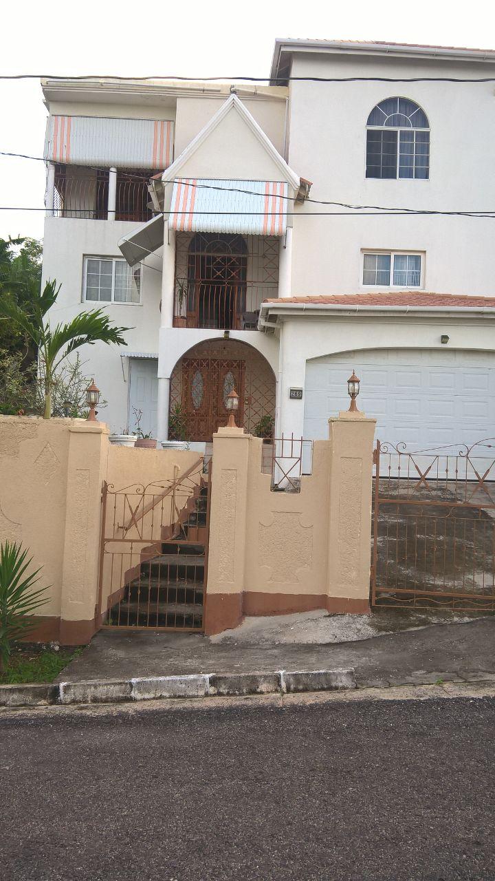 LOT 269 BELLE AIR, MOUNT EDGECOMBE HOUSING DEVELOPMENT RUNAWAY BAY - ST. ANN