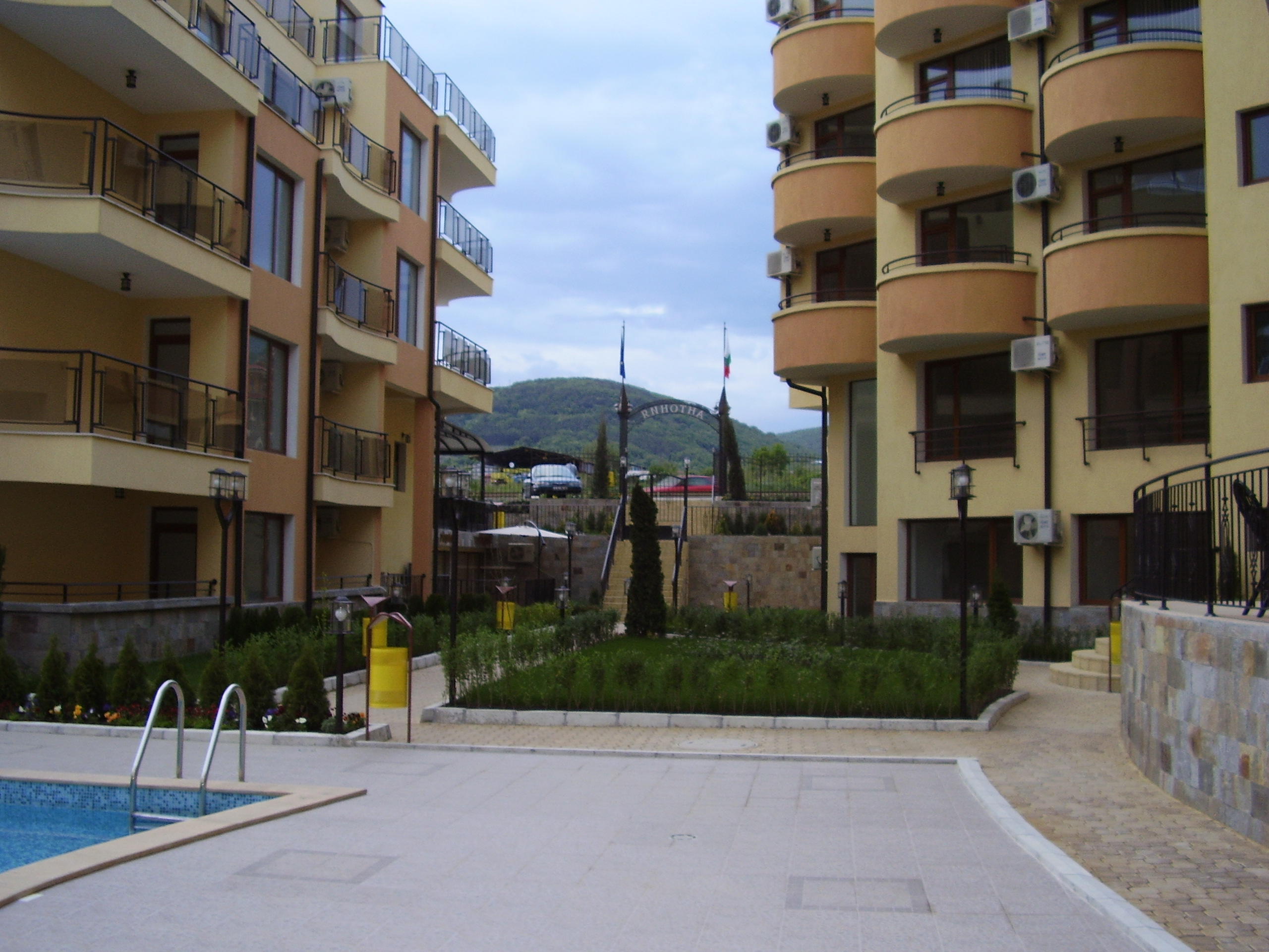 Sunset Beach - Antonia Apartments