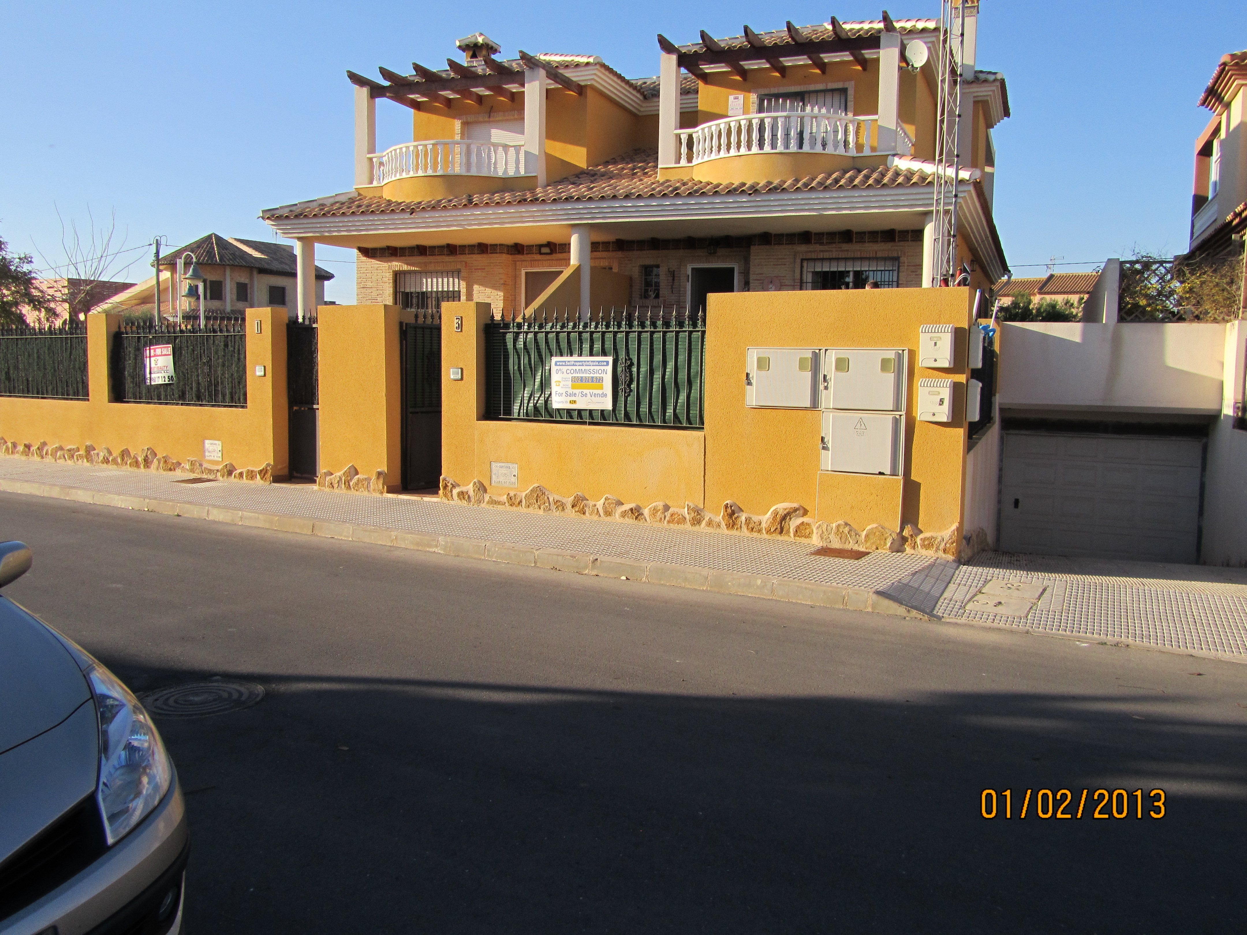 Private House in village of Lomas del Rame