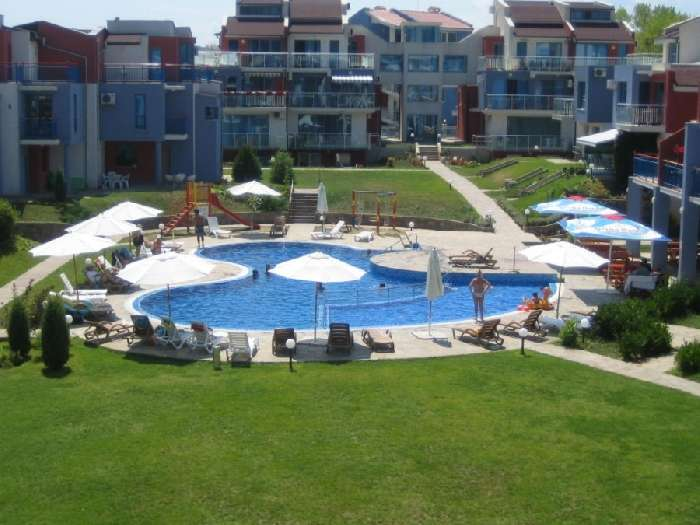 Apollonia Beach Apartments