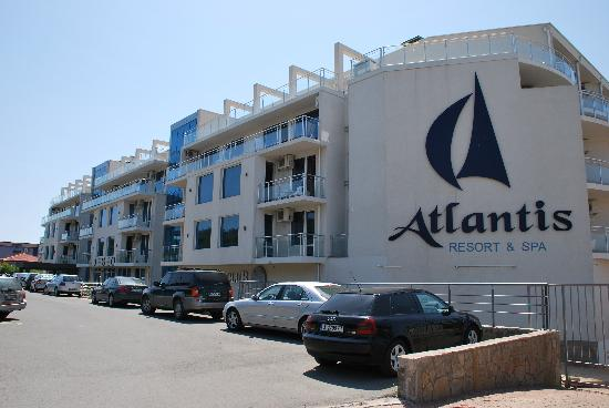 Atlantis Complex