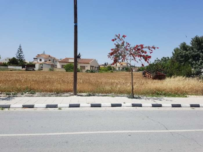 Property for Sale, Cyprus, Larnaca, Anglissides, Plot of Land 20073