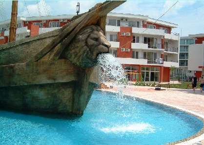 Property for Sale, Bulgaria, Bourgas, St Vlas, Privilege Fort Beach 20142