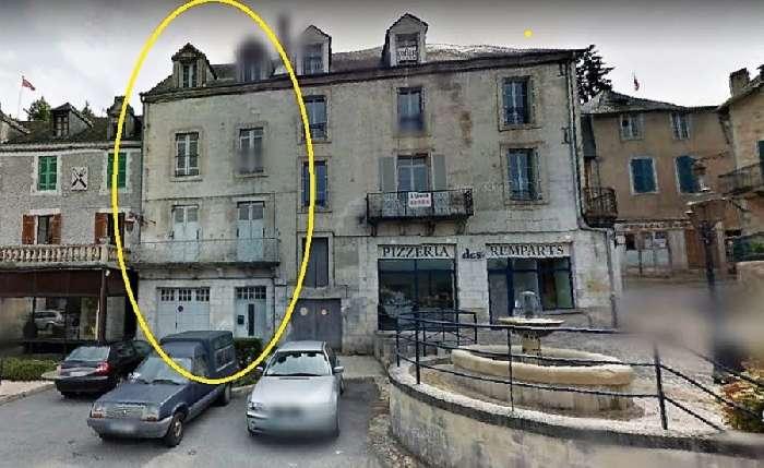 Property for Sale, France, Aquitaine, Terrasson Lavilledieu, Townhouse 20159