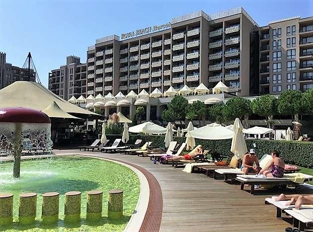 Property for Sale, Bulgaria, Bourgas, Sunny Beach, Barcelo Royal Beach 20166