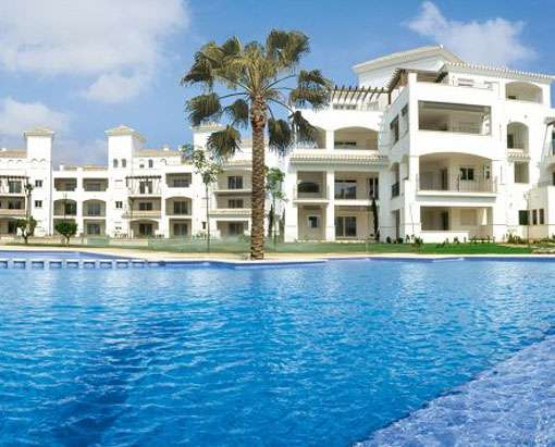 Penthouse for Sale in La Torre Golf Complex
