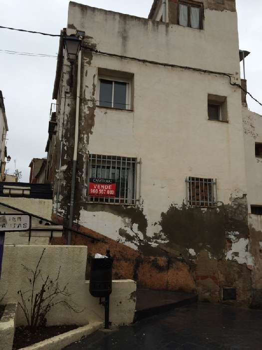 Property for Sale, Spain, Valencia, Alicante, Onil, 2 Storey Townhouse 20445
