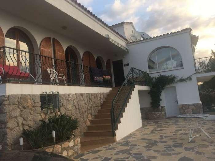 Semaphore House for Sale in Tarragona - Mountain & Sea View Dream